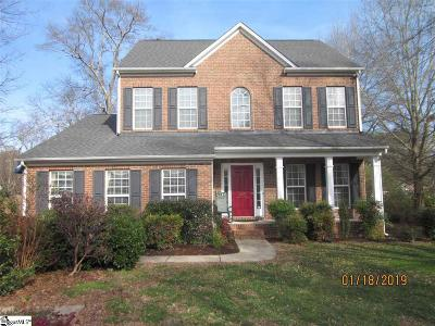 Fountain Inn Single Family Home For Sale: 400 Scarlet Oak