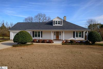 Easley Single Family Home Contingency Contract: 103 Highbourne