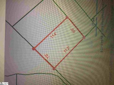 Mauldin Residential Lots & Land For Sale: 422 Bel Arbor