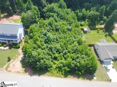 Inman Residential Lots & Land For Sale: 553 Arbor Creek