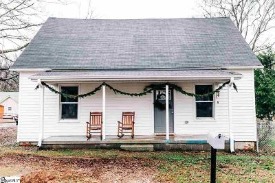 Single Family Home Contingency Contract: 11 Geer