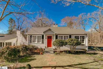 Overbrook Single Family Home For Sale: 202 Briarcliff