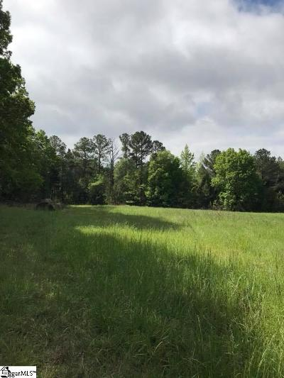 Clinton Residential Lots & Land Contingency Contract: Shady Grove Church