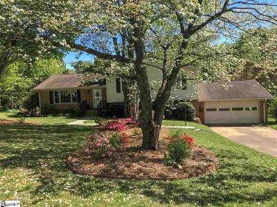 Greenville Single Family Home For Sale: 3 New Castle