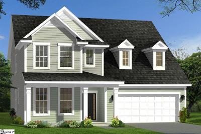 Katherine's Garden Single Family Home For Sale: 606 Delsey
