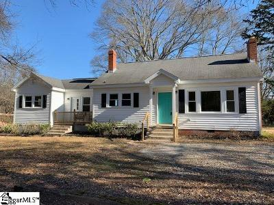 Fountain Inn Single Family Home For Sale: 803 S Main