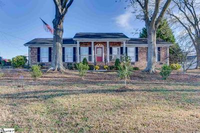 Fountain Inn Single Family Home For Sale: 1113 S Frontage
