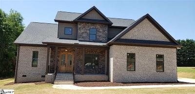 Greer Single Family Home For Sale: 112 Enclave