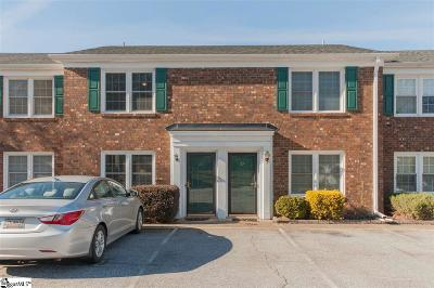 Taylors Condo/Townhouse Contingency Contract: 1 Hartsville #Unit # 2