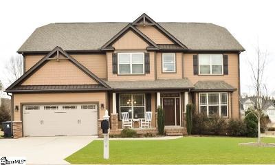 Castle Rock Single Family Home For Sale: 113 Castle Creek