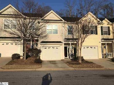 Simpsonville Condo/Townhouse Contingency Contract: 30 Bay Springs