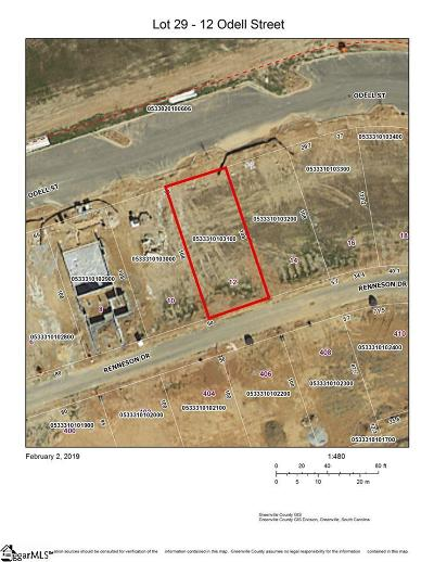 Hartness Residential Lots & Land For Sale: 12 Odell