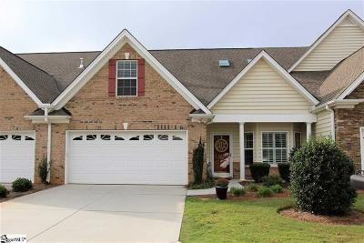 Greenville Condo/Townhouse For Sale: 32 Barnwood