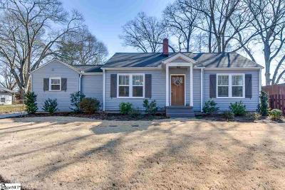 Overbrook Single Family Home Contingency Contract: 309 Briarcliff