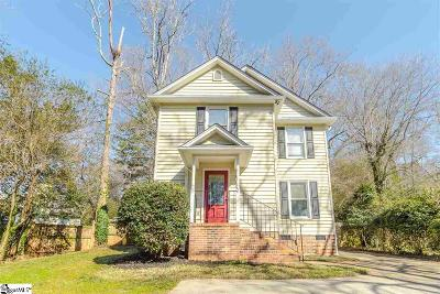 North Main, The Edge On North Main, The Elements Single Family Home Contingency Contract: 10 Westview