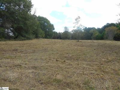 Simpsonville Residential Lots & Land For Sale: Lee Vaughn
