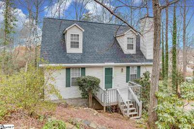 Taylors Single Family Home Contingency Contract: 1706 Winding
