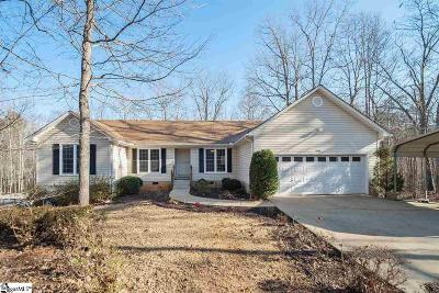 Easley Single Family Home Contingency Contract: 1006 Stratford
