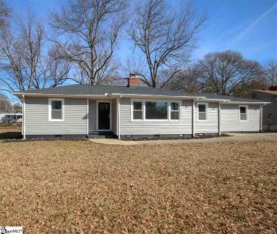 Parkins Mill, Parkins Mill Area Single Family Home Contingency Contract: 7 Sharon