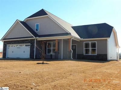 Inman Single Family Home Contingency Contract: 137 Cothran #lot# 7
