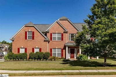 Greenville Single Family Home For Sale: 2 Lynell