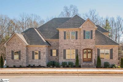 Greenville County Single Family Home Contingency Contract: 34 Fox Hunt