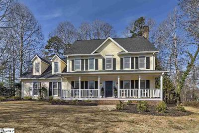 Easley Single Family Home Contingency Contract: 203 Kensington