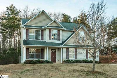 Easley Single Family Home For Sale: 105 Gadwall