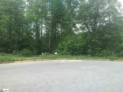 Simpsonville Residential Lots & Land For Sale: 309 Chafford