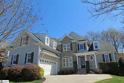 Simpsonville Single Family Home For Sale: 106 Placid Forest
