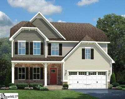 Greer Single Family Home For Sale: 211 Edwin Ellis