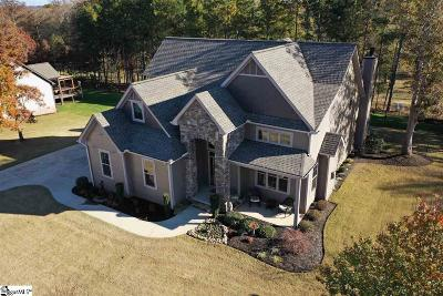 Taylors Single Family Home For Sale: 112 Acushnet