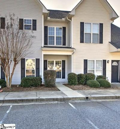 Mauldin Condo/Townhouse Contingency Contract: 4 Ridgestone