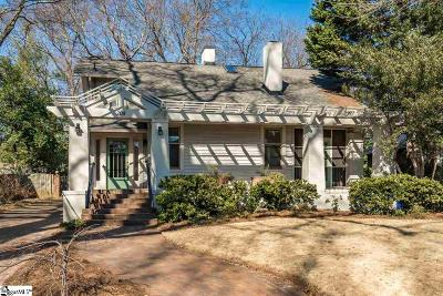 Augusta Road Single Family Home Contingency Contract: 208 W Prentiss