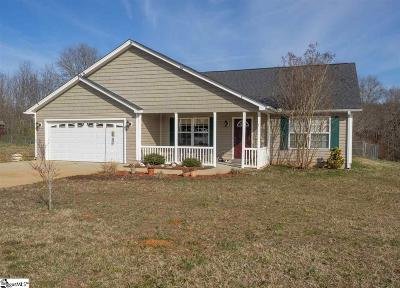 Greer Single Family Home Contingency Contract: 9 Long Pond