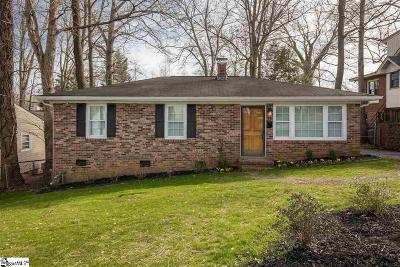 North Main, The Edge On North Main, The Elements Single Family Home For Sale: 14 Idlewood