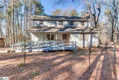 Easley Single Family Home Contingency Contract: 1832 Mount Tabor Church
