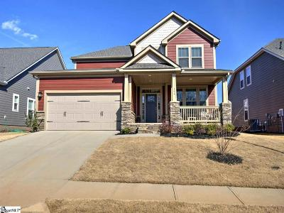 The Reserve At Richglen Single Family Home For Sale: 104 Quail Creek