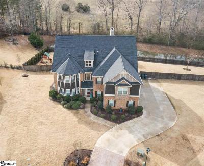 Greer Single Family Home Contingency Contract: 19 Bellagio