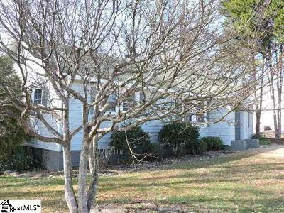 Travelers Rest Single Family Home Contingency Contract: 24 Enoree
