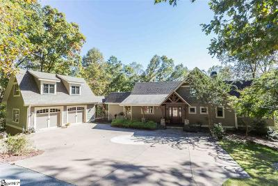 The Cliffs At Glassy, The Cliffs At Keowee, The Cliffs At Keowee Falls, The Cliffs At Keowee Falls North, The Cliffs At Keowee Falls South, The Cliffs At Keowee Springs, The Cliffs At Keowee Vineyards, The Cliffs At Mountain Park, Cliffs Valley Single Family Home For Sale: 100 Sedgewick