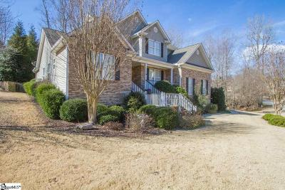 Taylors Single Family Home For Sale: 1 Devonhall