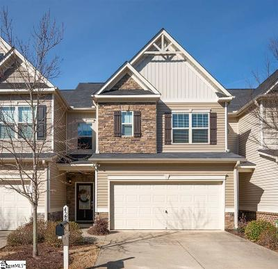 Mauldin Condo/Townhouse Contingency Contract: 428 Woodbark