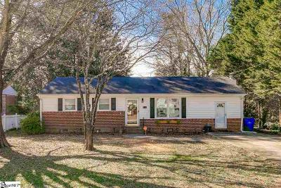Parkins Mill, Parkins Mill Area Single Family Home Contingency Contract: 523 Willow Springs