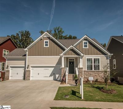 Simpsonville Single Family Home For Sale: 744 Lockhurst
