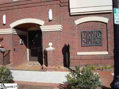 Greenville Rental For Rent: 155 Riverplace, #206