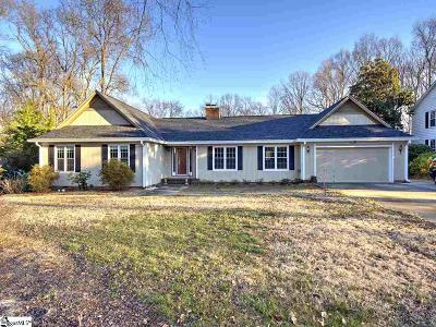 Greer Single Family Home Contingency Contract: 302 W Hackney