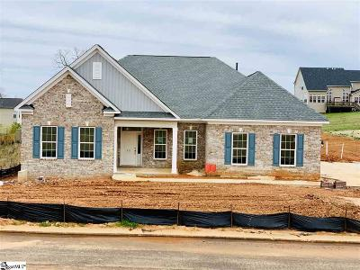 Simpsonville Single Family Home For Sale: 432 Ladysmith