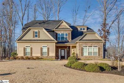 Easley Single Family Home For Sale: 108 Ariel