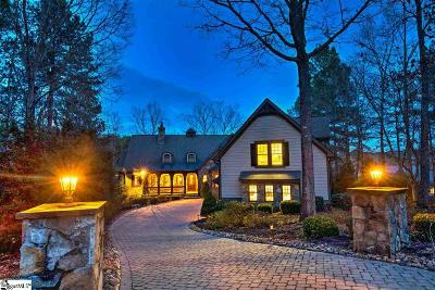 The Cliffs At Glassy, The Cliffs At Keowee, The Cliffs At Keowee Falls, The Cliffs At Keowee Falls North, The Cliffs At Keowee Falls South, The Cliffs At Keowee Springs, The Cliffs At Keowee Vineyards, The Cliffs At Mountain Park, Cliffs Valley Single Family Home For Sale: 803 Mirror Lake